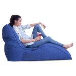 Avatar Sofa - Blue Jazz